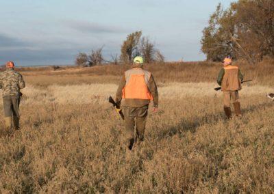 The Way It Was TV 2017 Kansas Upland Bird Hunting 05