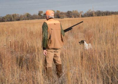 The Way It Was TV 2017 Kansas Upland Bird Hunting 11