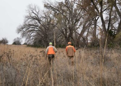 The Way It Was TV 2017 Kansas Upland Bird Hunting 13