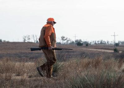 The Way It Was TV 2017 Kansas Upland Bird Hunting 18