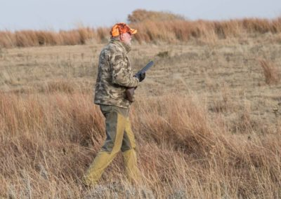 The Way It Was TV 2017 Kansas Upland Bird Hunting 19