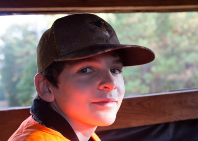 The Way It Was TV 2017 Louisiana Big Buck Youth Hunt 03