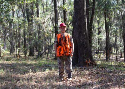 The Way It Was TV 2017 Louisiana Big Buck Youth Hunt 04
