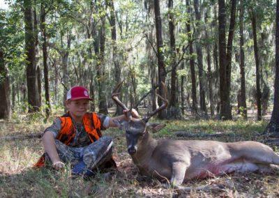 The Way It Was TV 2017 Louisiana Big Buck Youth Hunt 06