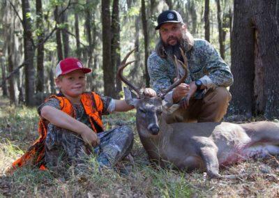 The Way It Was TV 2017 Louisiana Big Buck Youth Hunt 08