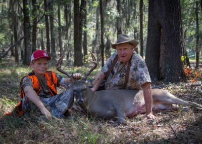 The Way It Was TV 2017 Louisiana Big Buck Youth Hunt 09