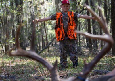 The Way It Was TV 2017 Louisiana Big Buck Youth Hunt 10