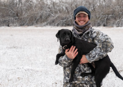 The Way It Was TV 2018 Bird Hunting Kansas 04