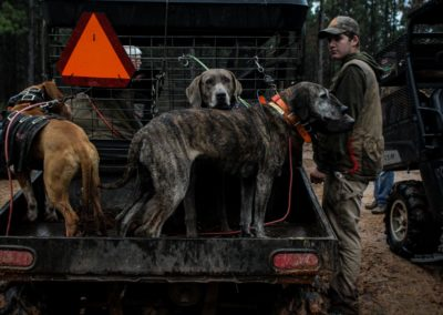 The Way It Was TV 2018 Louisiana Hogs Hoops Net Fishing 09