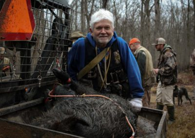 The Way It Was TV 2018 Louisiana Hogs Hoops Net Fishing 19