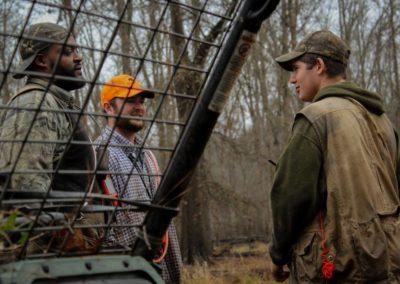 The Way It Was TV 2018 Louisiana Hogs Hoops Net Fishing 21