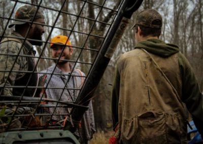 The Way It Was TV 2018 Louisiana Hogs Hoops Net Fishing 22