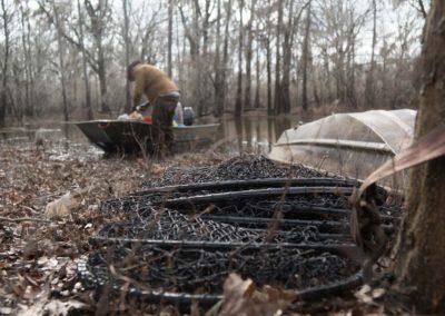 The Way It Was TV 2018 Louisiana Hogs Hoops Net Fishing 42