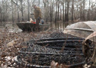 The Way It Was TV 2018 Louisiana Hogs Hoops Net Fishing 43