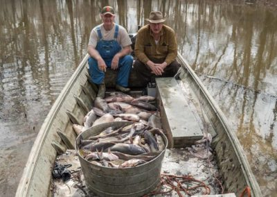 The Way It Was TV 2018 Louisiana Hogs Hoops Net Fishing 47
