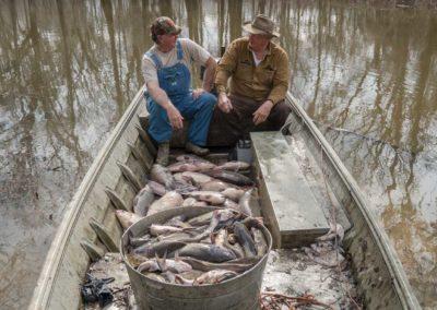 The Way It Was TV 2018 Louisiana Hogs Hoops Net Fishing 48