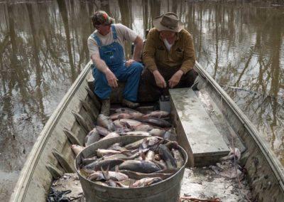 The Way It Was TV 2018 Louisiana Hogs Hoops Net Fishing 49