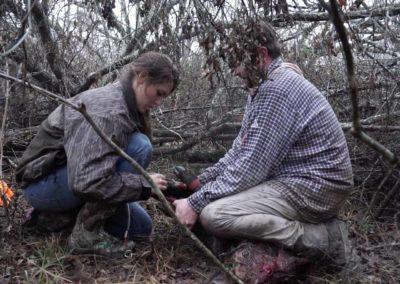 The Way It Was TV 2018 Louisiana Hogs Hoops Net Fishing 93
